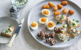 canape recipes canape recipes sbs food