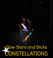 Glow In The Dark Gazing Ball Relentlessly Fun Deceptively Educational Glow Stars And Sticks