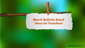 Preschool Bulletin Board Decorations March Bulletin Board Ideas For Preschool And Beyond Png