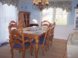 Country French Dining Room Chairs Ethan Allen Country French Dining Table And Chairs 5759