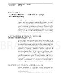 how to write case study paper analysis of educational case study of american hschool