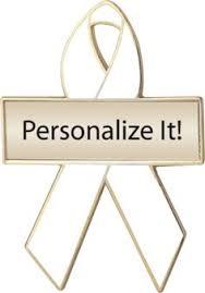 custom awareness ribbons custom awareness ribbons lapel pins spinal muscular atrophy