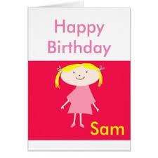 happy birthday cartoon greeting cards zazzle