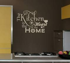 ideas for kitchen wall art vinyl wall lettering home decor quotes words art decals kitchen