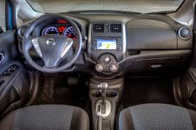 nissan tiida interior 2016 the poor car reviewer 2013 2014 nissan versa sv and versa note sv