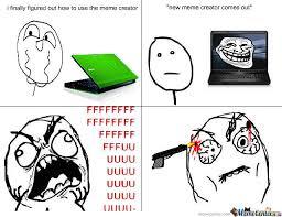 Meme Creatr - trolling meme creator by nagisaokazaki meme center