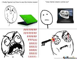 Meme Craetor - trolling meme creator by nagisaokazaki meme center