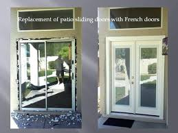 Wooden Patio Door Blinds by Double Glazed Wooden Patio Doors Prices Removing Patio Sliding