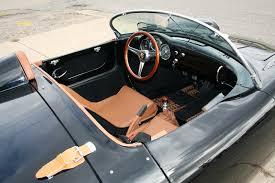 porsche spyder replica drive with dave driven porsche 550 replica