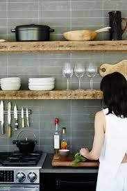 Floating Shelves Kitchen by 15 Great Design Ideas For Your Kitchen Rustic Shelving Kitchen