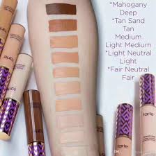 tarte light medium neutral 2017 in stock new tarte shape tape concealer tarte contour fair