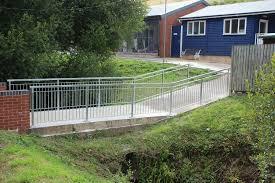 Galvanised Handrail Stainless U0026 Mild Steel Fabricators Devon Valley Fabrications