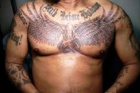 18 amazing chest tattoos for tattoos mob