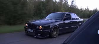 bmw e34 stance bugatti killer bmw e34 m5 turbo 900rwhp turbo and stance