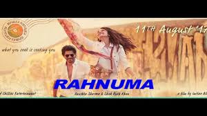 Seeking Song In Trailer Rehnuma Official Trailer 2017 Shahrukh Khan Anushka