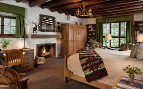 Santa Fe Home Designs Santa Fe Lodging Exceptional Inn With Acres Of Gardens