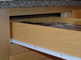 Awesome  Kitchen Cabinet Drawer Slides Gallery Home Designs - Kitchen cabinet slides