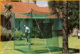 Backyard Golf Nets Industrial Netting Sports Netting