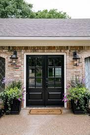 front door planters home design ideas