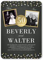 wedding anniversary invitations wedding anniversary