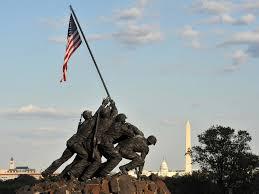 Flag Iwo Jima One Program Leader U0027s Memorable Visit To The Iwo Jima Memorial