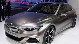 concept bmw how does the bmw compact sedan concept look in the metal