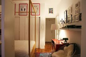 Small Studio Decorating Ideas Small Studio Apartment Design In New York Pictures To Pin On