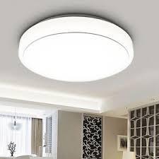 Flush Led Ceiling Lights 18w Led Ceiling Light 3000 Lumens Flush Mount Fixture For