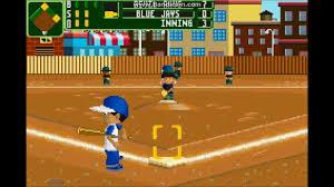 gba gamez episode 37 backyard sports baseball 2007 youtube