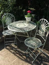Vintage Bistro Table And Chairs Garden Bistro Chairs U2013 Garden Ftempo