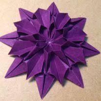 3d Origami Flower Vase Tutorial Origami Origami Flower Tutorial Flower Origami Flower Vase