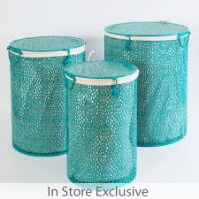 stylish laundry hampers luxury laundry accessories pillow talk