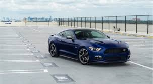 california mustang 2017 mustang california special review ford s pony is and