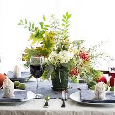 holiday centerpiece christmas flower arrangement holiday