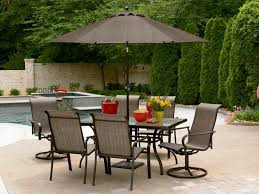 Cast Aluminum Patio Furniture Clearance by Patio 49 Patio Dining Set With Umbrella 300818323 Cast