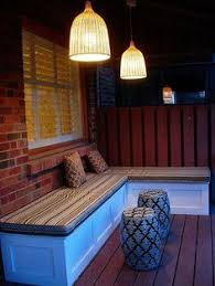 Outdoor Storage Bench Design Plans by Outdoor Seating With Storage Outdoor Storage Bench Seat Planter