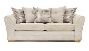 Pillow Back Sofas by 3 Seater Scatter Back Sofa From The Balmoral Range Ahf Furniture