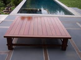 repair scratched outdoor coffee table u2014 the wooden houses