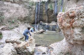 Louisiana waterfalls images Getting lost in louisiana fossil hunting in gravel JPG