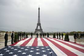 French Flag Eiffel Tower Paris Attacks How Paris Stood With The U S After 9 11 Time