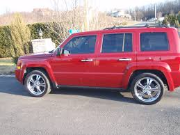 red jeep patriot patriot 07 2007 jeep patriot specs photos modification info at