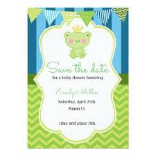 frog baby shower blue frog baby shower baby shower invitations baby shower