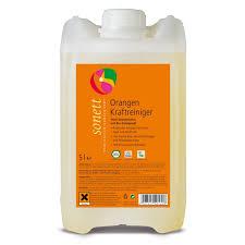 sonnet kraftreiniger oranges bio 5 l amazon fr cuisine u0026 maison