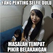 Meme Selfie - 15 meme selfie yang bikin kamu senyum senyum sendiri siap kesindir ya