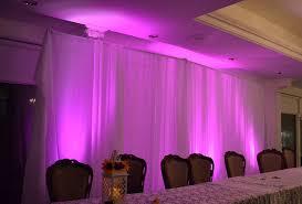 wedding backdrop calgary uplighting backdrop monograms calgary audio visual and rentals