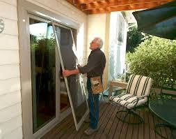 Replacing Patio Door How To Replacing An Andersen Sliding Screen Door Rollers Saudireiki