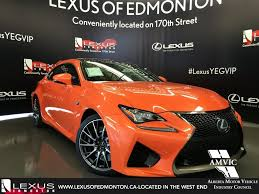 lexus rcf orange wallpaper 2016 lexus rc f performance package review youtube