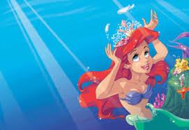 arial ariel disney mermaid image 187231 favim