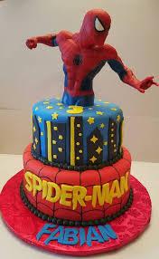 sugar u0026slice spiderman captain america themed cake