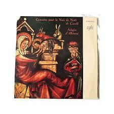 chambre d h e toulouse albinoni adagio corelli concerto grosso op 6 n 8 by auriacombe